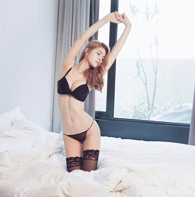 Hot girls Kimberlly big breast 32E model from Taiwan 4