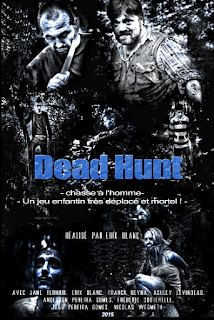 "Titre : Dead Hunt Réalisateurs : Erik Blanc et Stephane Greffier (Photographe) Scénariste : Erik Blanc Acteurs : Franck Beyna, Jane Terrenoir, Ashley Levindhead, Joao Pereira Gomes, Anderson Pereira Gomes, Fred Souterelle, Nicolas Wegmeth, Erik Blanc  Producteur : Erik Blanc   Résumé :   ""Une chasse à l'homme mortel !  Un jeu enfantin très déplacer !""     Nouveau film du réalisateur Erik Blanc (Save Yourself, In the Middle of The Woods,...),  Dead Hunt sort fin septembre 2015. Dead Hunt 2 est déjà en court de réalisation !"