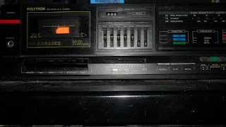 merekam kaset Tape menjadi file MP3 - Tape Player+Stereo Ampilfier