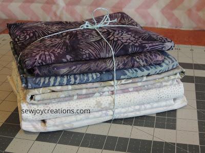 Plum pudding Island Batik Powered by Quilting Sherry Shish
