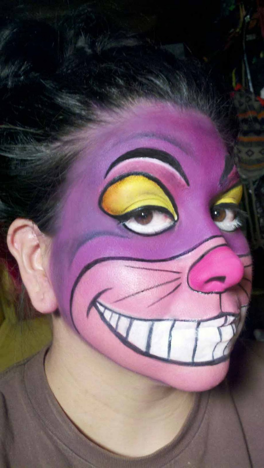 cheshire cat on pinterest cheshire cat costume cheshire cat makeup and alice in wonderland. Black Bedroom Furniture Sets. Home Design Ideas