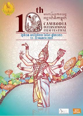 10TH CAMBODIA  INTERNACIONAL FILM FESTIVAL