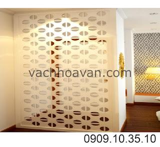 Thiết kế mẫu vách ngăn phòng ngủ dành riêng cho nội thất