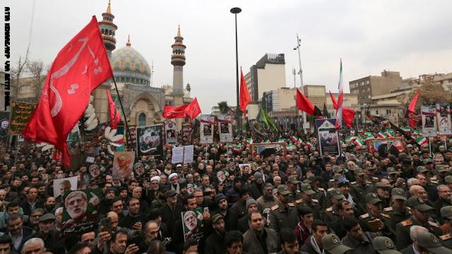 الحرس الثوري الإيراني: لم نستهدف قتل الأمريكيين في هجماتنا الصاروخية بالعراق