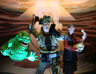 Diamond Select Ghostbusters Action Figures Series 3
