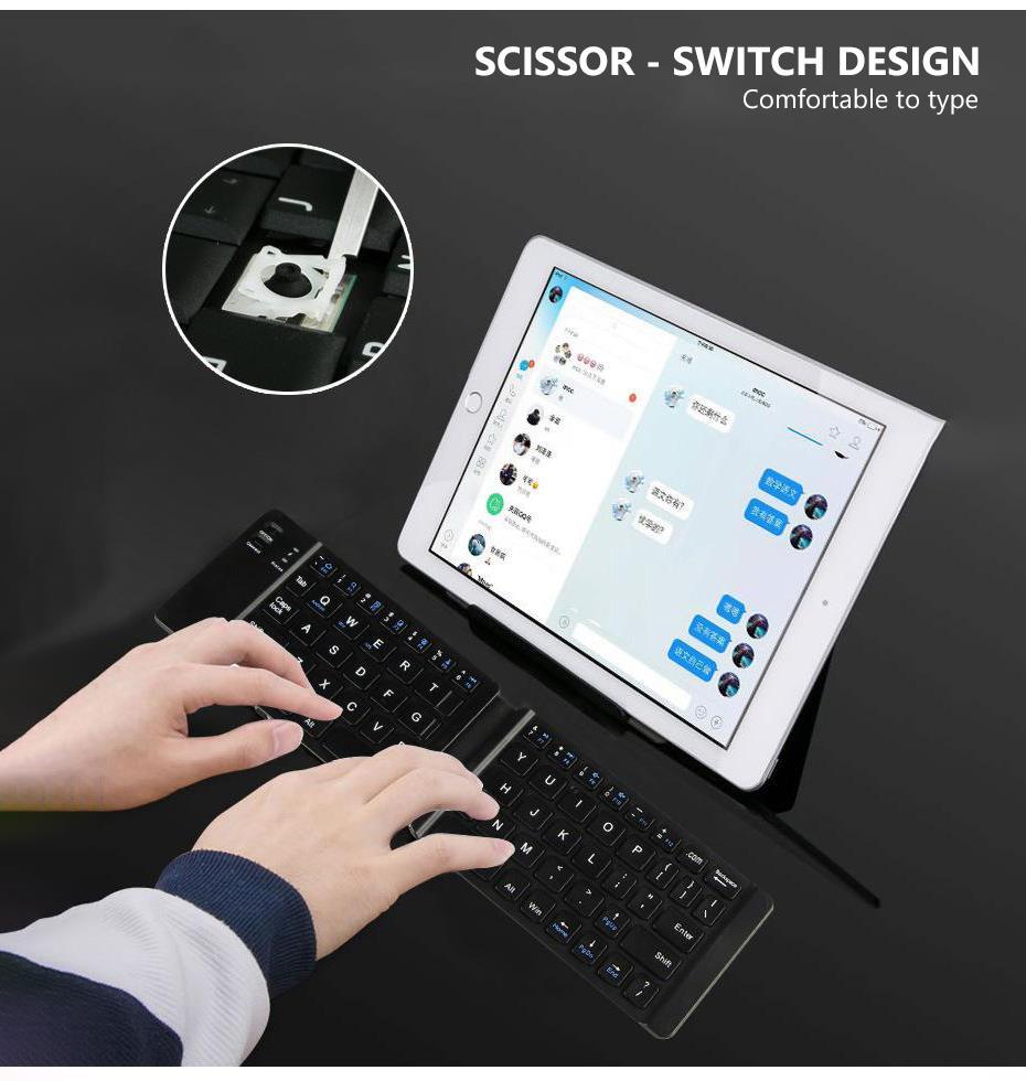 Folding Keyboard Buy on Amazon and Aliexpress