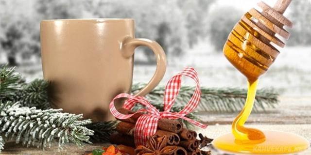 kış kahvesi hazırlama, winter coffee recipe - www.kahvekafe.net