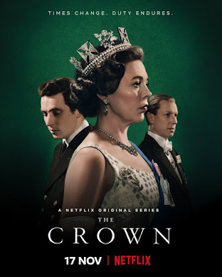 The Crown (TV Series) S03 DVD R1 NTSC Latino 4xDVD
