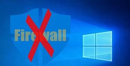 إيقاف جدار حماية Firewall في Windows 10 ( 4 طرق )