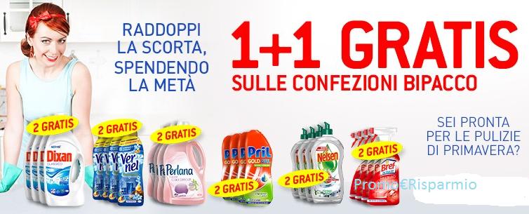 PROMORISPARMIO Casa Henkel raddoppi la scorta spendendo