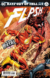 Preview de The Flash num. 33 - DC Comics