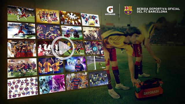 El Barça y Twitter se unen para ofrecer contenido blaugrana patrocinado