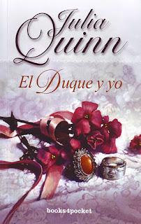 El duque y yo 1, Julia Quinn