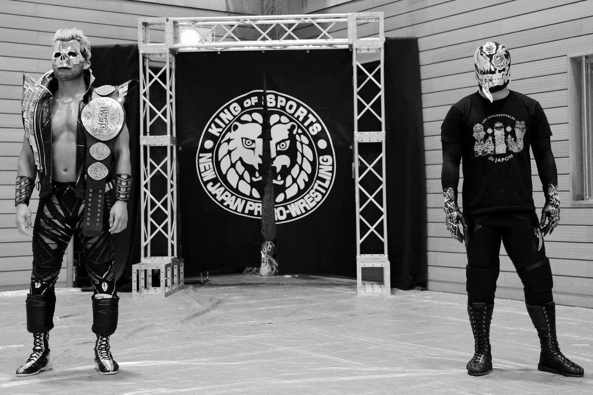 Cobertura: NJPW Summer Struggle 2021 – Day 4 – Pela família!