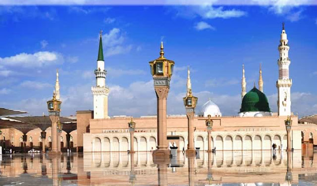 Presidency of Prophet's Mosque - Attendance of the Worshipers continues to be Suspended until Further Notice - Saudi-Expatriates.com