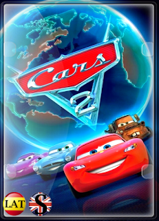 Cars 2 (2011) FULL HD 1080P LATINO/INGLES