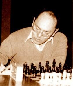 El ajedrecista Orestes Rodríguez Vargas