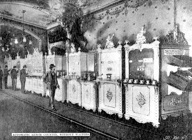 1896 automated cafeteria