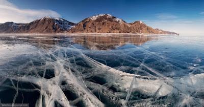 Kumpulan Informasi danau unik dan menarik di dunia, Danau Baikal Rusia