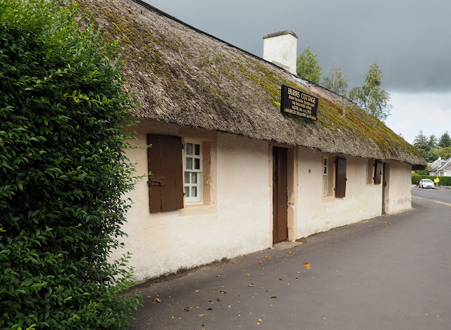 Burns Cottage, Alloway, South Ayrshire