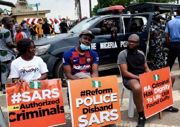 UK govt trained Nigeria's notorious police unit, SARS – Minister