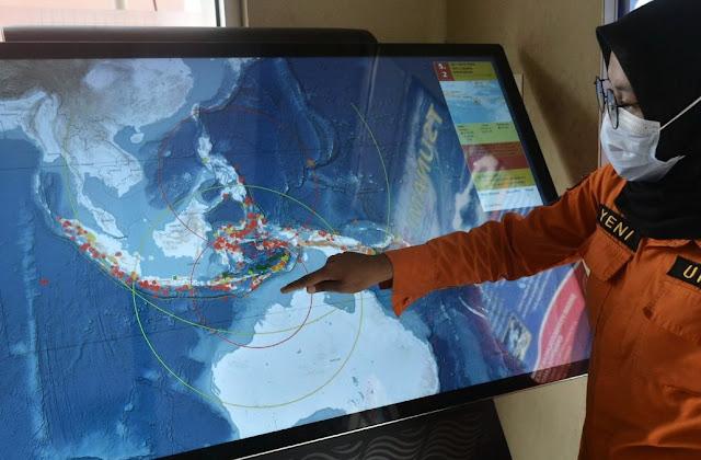 Tsunami Besar Ancam 10 Wilayah di Pulau Jawa, Doni Monardo: Jangan Bosan-bosan Ingatkan Bangsa Kita