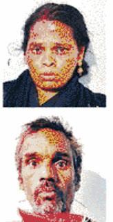 अपनों ने बहाया अपने का खून पुलिस ने 96 घंटे में नवजात के हत्यारों का लगाया पता