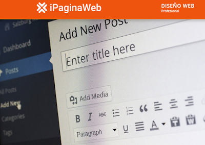Diseño profesional páginas web