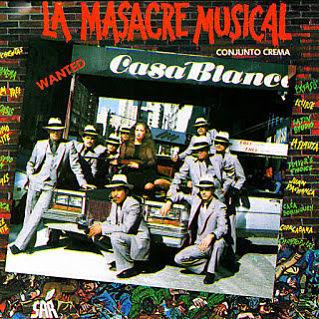 LA MASACRE MUSICAL - CONJUNTO CREMA (1982)