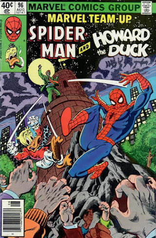 Marvel Team-Up #96, Spider-Man and Howard the Duck