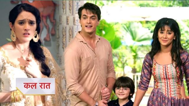 Vedika's evil plan to go bust uniting Kartik-Naira on Diwali eve in Yeh Rishta Kya Kehlata Hai