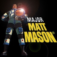 Major Matt Mason de Film