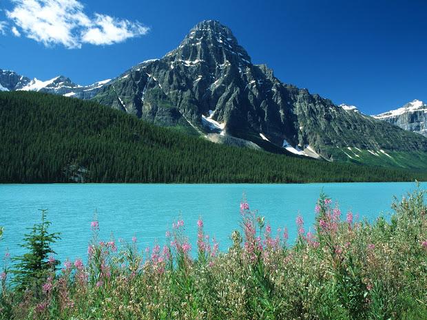 Mountain Mountains And Lakes