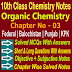 10 Class Chemistry | Organic Chemistry Notes