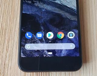 Cara Mengaktifkan Gesture Controls / Kontrol Gerakan di Android P Beta, Begini caranya