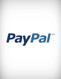 paypal vector logo, paypal, vector, logo, money transfer, bank transfer, money, dollar transfer, transaction