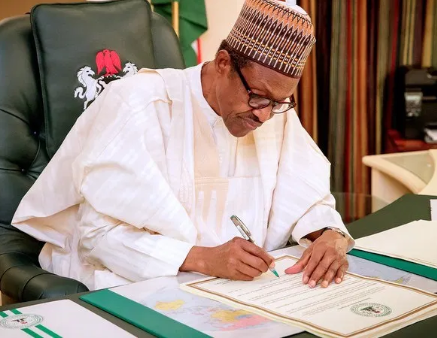 2020: Here's President Buhari's New Year letter to Nigerians