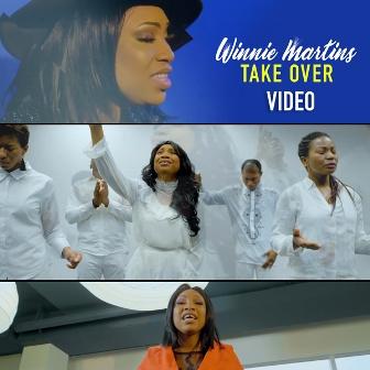 Winnie Martins Drops Colourful Music Video ~ ''Take Over''    @winniemartins2