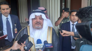 Terbaru, Dubes Arab Saudi Bongkar Kebohongan Pejabat RI Terkait HRS