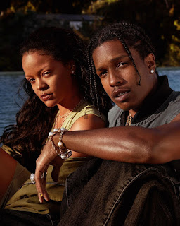 Asap and rihanna dating