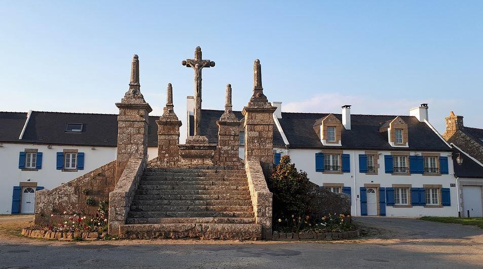 Le calvaire de Saint-Cado