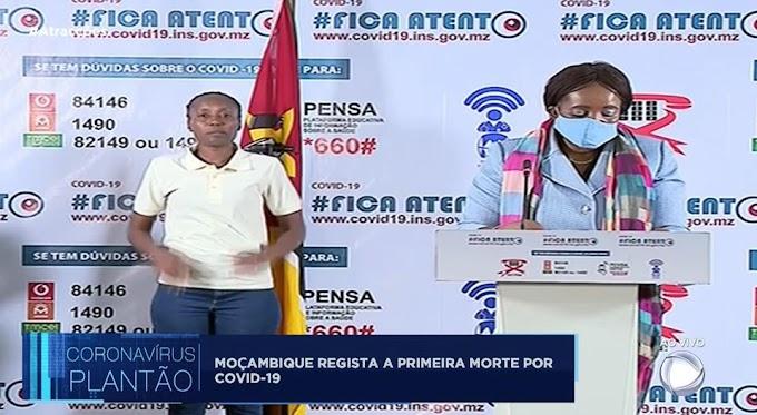 REGISTADO PRIMEIRO ÓBITO DE COVID-19 EM MOÇAMBIQUE EM NAMPULA