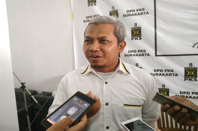 Rame! PKS Solo Buka Peluang Dukung Salah Satu Calon