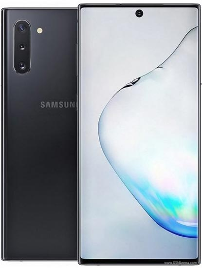 Harga dan Spesifikasi Samsung Galaxy Note 10 5G