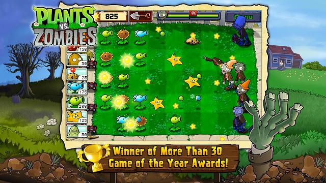 Plants vs Zombies Game Android Jadul Terfavorit 2020