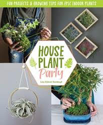 Houseplant Party Book Review and Giveaway