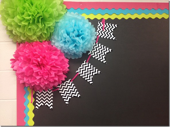 Simple Classroom Christmas Decoration ~ Brain waves instruction easy ways to turn a drab