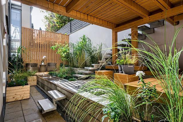 How To Turn Your Backyard Into A Beautiful Garden Patio