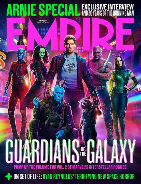 Вартові Галактики 2 Empire 4