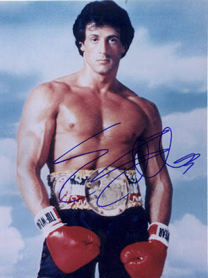 Rock Body Fitness Weight Lifting Exercises Sylvester Stallone Rocky Body Muscle